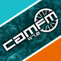Logo of radio station Cam FM