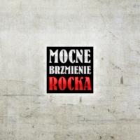 Logo of radio station PolskaStacja Mocne Brzmienie Rocka
