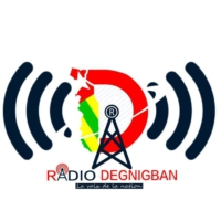 Logo of radio station Radio Degnigban