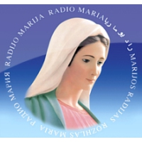 Logo of radio station Radio Maria België