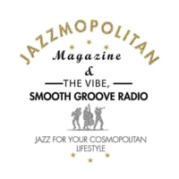 "Logo de la radio Smooth Groove Radio ""The Vibe"""