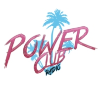 Logo of radio station PowerClubRadio