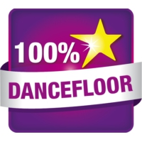 Logo of radio station Hit Radio - 100% DANCEFLOOR
