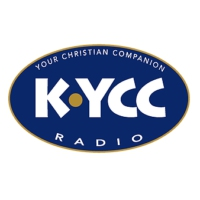 Logo of radio station KYCC 90.1 FM