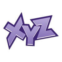 Logo of radio station Radio XYZ
