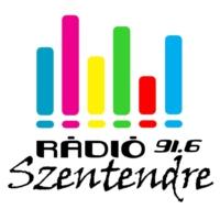 Logo of radio station Rádió Szentendre