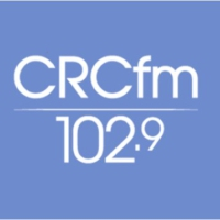 Logo of radio station CRCfm