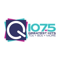 Logo of radio station WDBQ Q107.5