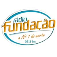 Logo of radio station Rádio Fundação