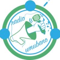 Logo of radio station http://radio-umubano.com/