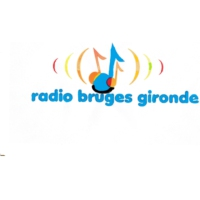 Logo of radio station radio bruges gironde