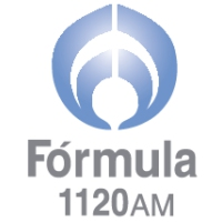 Logo of radio station Fórmula 1120 AM