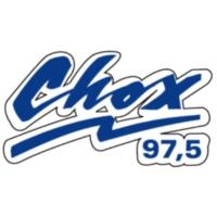 Logo de la radio CHOX 97.5