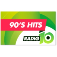 Logo of radio station Radio 10 – 90's Hits