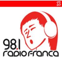 Logo of radio station Franca