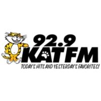 Logo de la radio 92.9 KAT FM