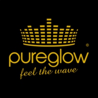Logo of radio station PureGlow Radio