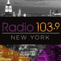 Logo of radio station Radio 103.9 New York