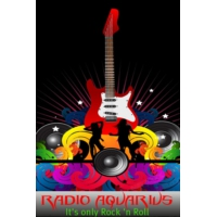 Logo of radio station Radio Aquarius
