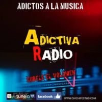 Logo of radio station Radio Adictiva Chichi