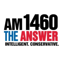 Logo of radio station KZNT AM 1460 The Answer