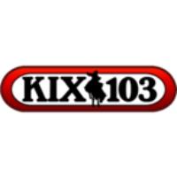 Logo de la radio KIXB Kix 103