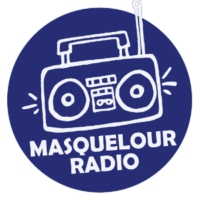 Logo of radio station MASQUELOUR RADIO