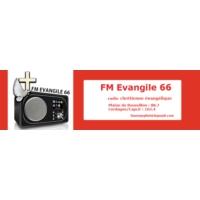 Logo of radio station FM Evangile 66