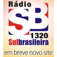 Logo of radio station Rádio Sulbrasileira