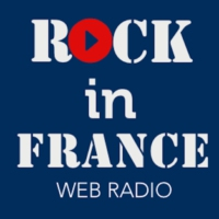 Logo of radio station Rock in France la web radio