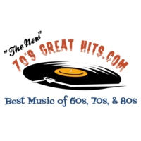 Logo of radio station 70s Great Hits