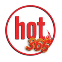 Logo de la radio HOT365 Radio