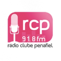 Logo of radio station RCP Radio Clube Portugues