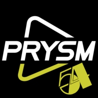 Logo of radio station Prysm 54