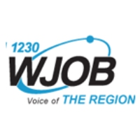 Logo of radio station WJOB 1230