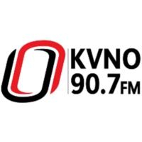 Logo de la radio KVNO Classical 90.7 FM