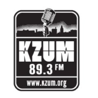 Logo of radio station KZUM Community Radio 89.3 FM