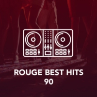 Logo de la radio Rouge Best Hits 90