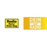 Logo of radio station Radio Bonn/Rhein-Sieg – Dein DeutschPop Radio