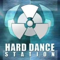 Logo of radio station Hard Dance Station