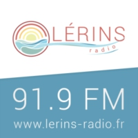 Logo of radio station Lérins Radio Côte d'Azur