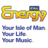 Logo de la radio Energy FM from the Isle of Man
