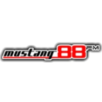 Logo of radio station Mustang 88 FM Jakarta 88.0