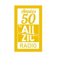 Logo de la radio Allzic Années 50