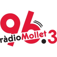 Logo of radio station Ràdio Mollet