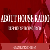 Logo de la radio About House Radio