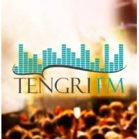 Logo of radio station Tengri FM
