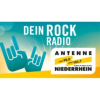 Logo of radio station Antenne Niederrhein - Rock Radio