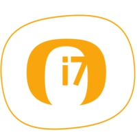 Logo of radio station Info 7 Irratia