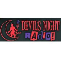 Logo of radio station Devil's Night Radio